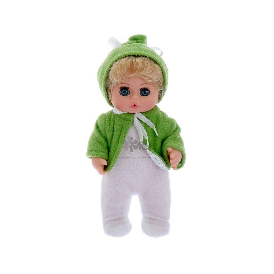*Кукла 493103 КИРОВ Юлька5 пупс 21см.