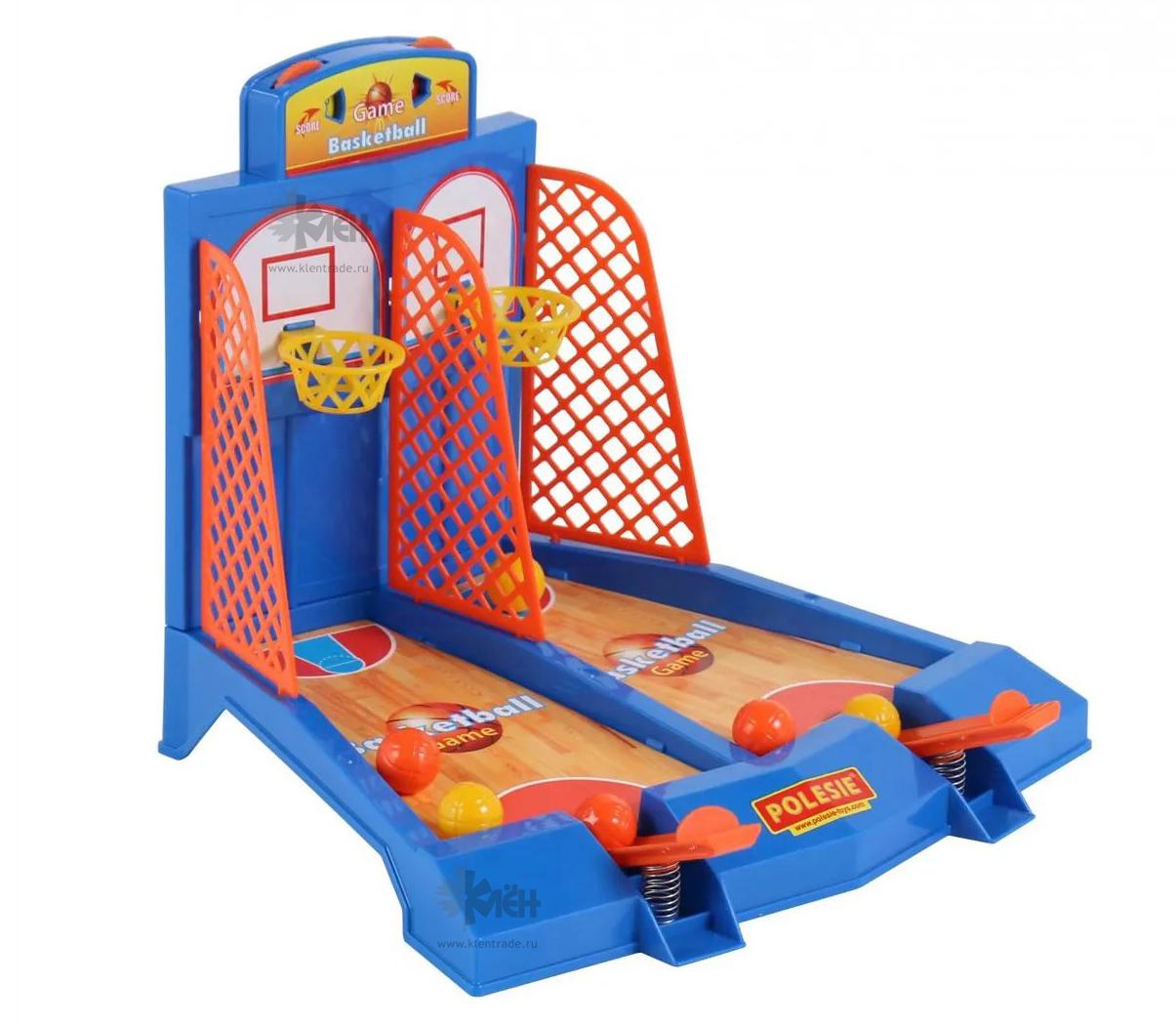 *Игра настольная Баскетбол 67968 Полесье
