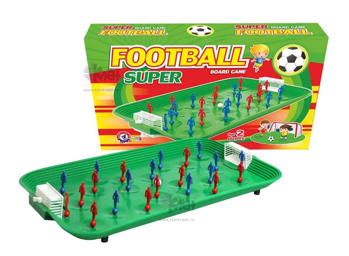 *Игра настольная Футбол 0946 объёмные игроки