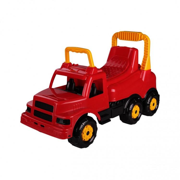 *Машина-Каталка М4484 красный