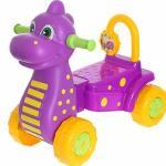 *Каталка Дракон M3898 фиолетовый
