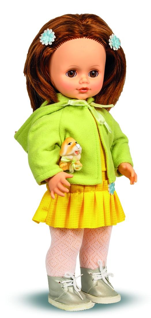 *Кукла С(В) 1171/о Анна с собачкой