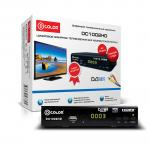 Цифровая приставка D-Color  DC1002HD
