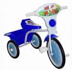 Велосипед 3-х кол. Малыш арт.05 металл.кол., кузовок, синий
