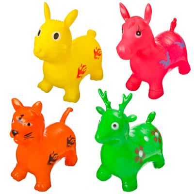 *Игрушка-прыгун Животные 60*50*28 262-147