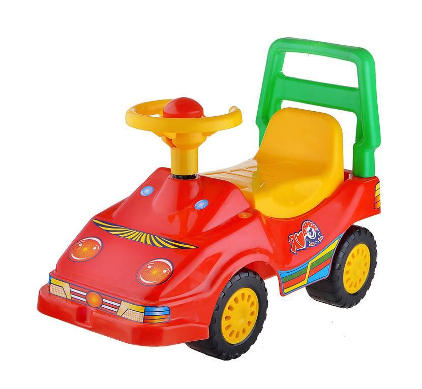 *Машина-Каталка 1196